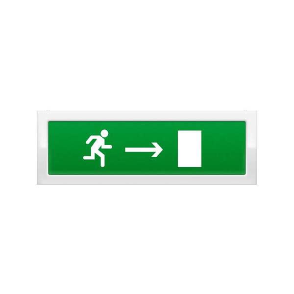 ОПОП 1-8 табло световое Бегущий человек стрелка вправо