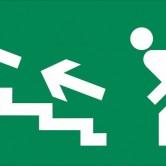 ОПОП 1-8 табло световое Бегущий человек влево-вверх